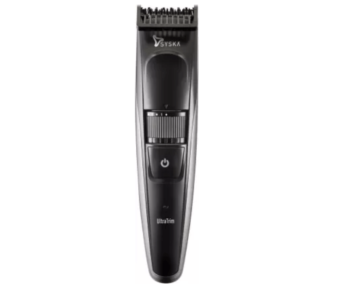 Syska 30 min UltraTrim Trimmer for Men (HT800)
