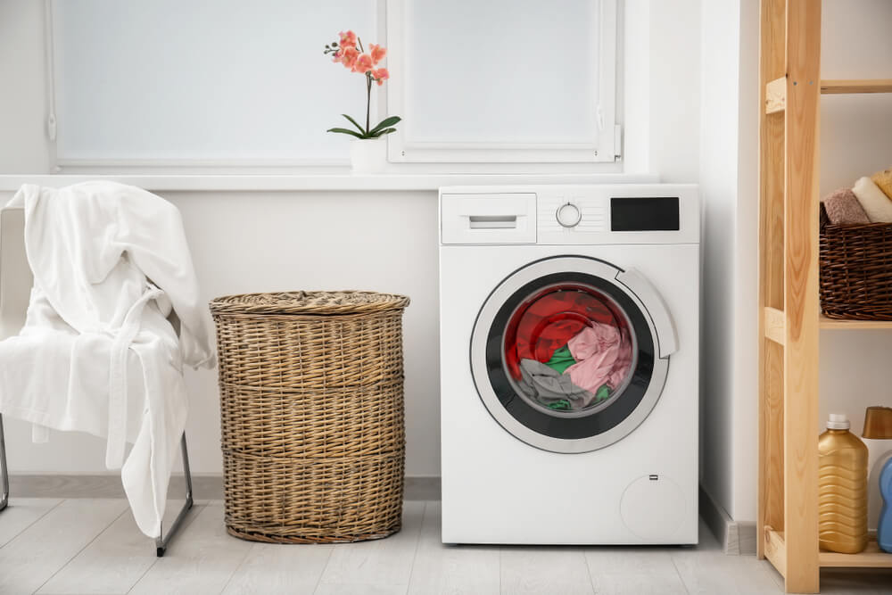 Front loading washing machine in India
