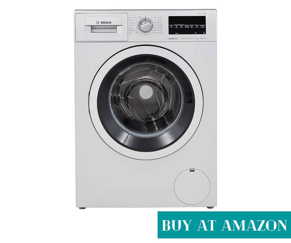 Bosch 8 kg Fully Automatic Front Loading Washing Machine