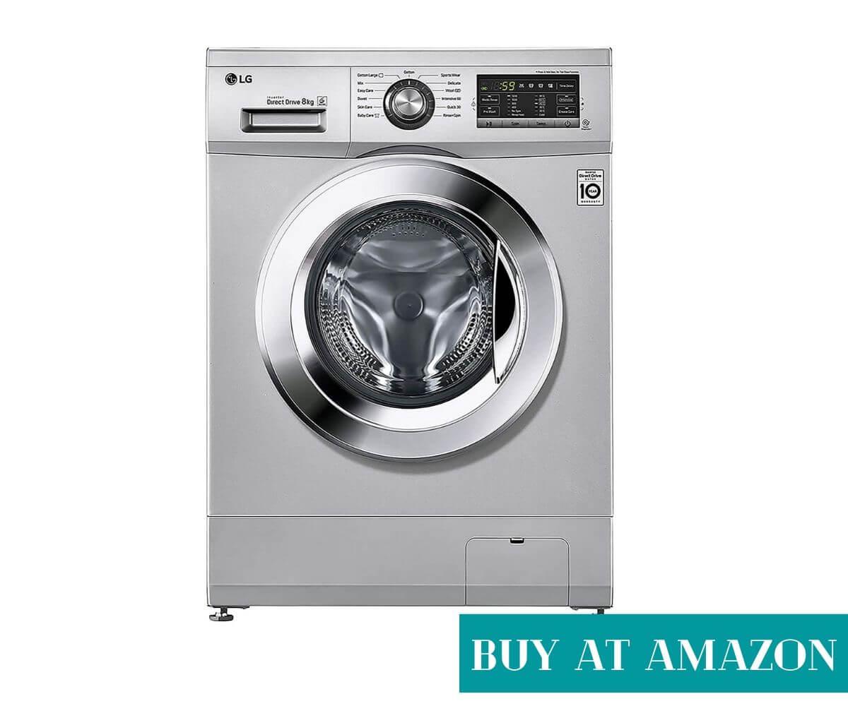 LG 8.0 Kg Fully Automatic Front Loading Washing Machine