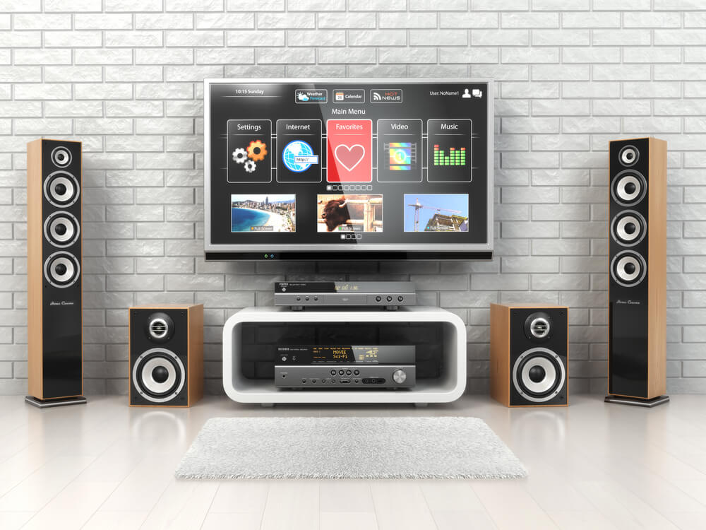 Home Theater Under 5000