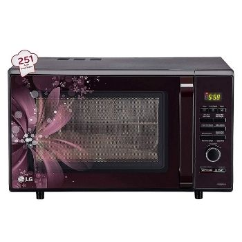 LG 28 L Convection Microwave Oven india