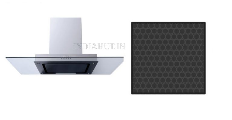 carbon filters kitchen chimney