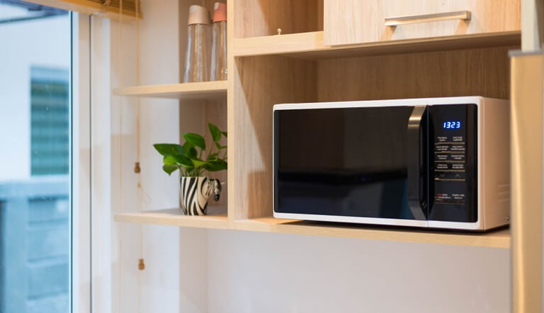 Convection Microwave Oven: