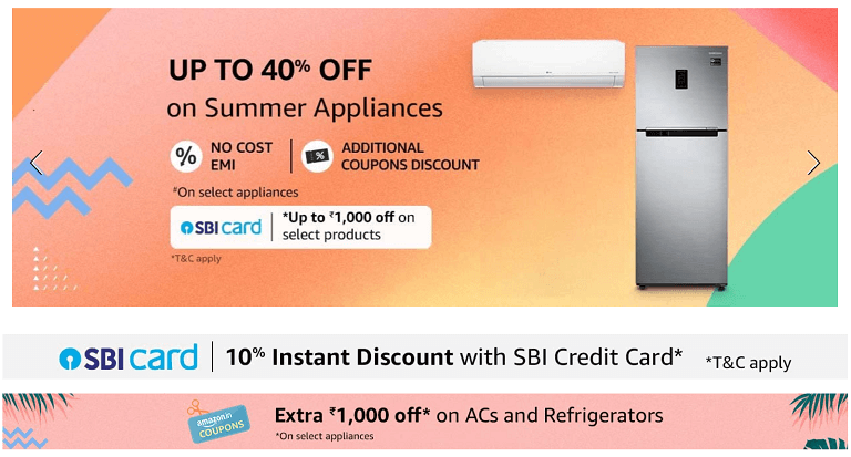 Air Conditioners deal